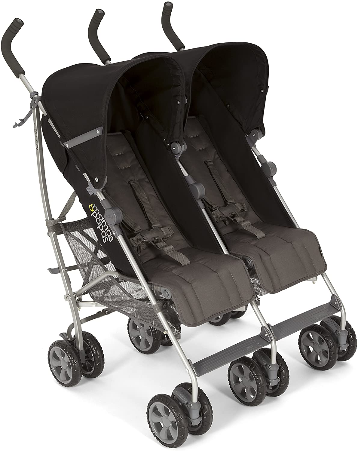 Twin & Double Pushchairs