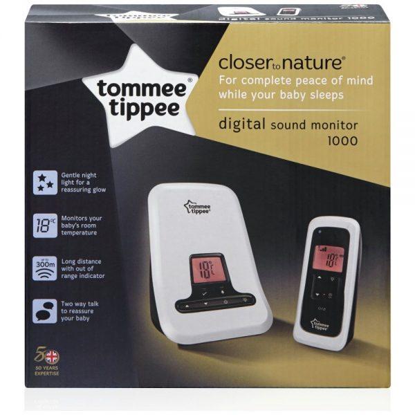 Digital Sound Monitor